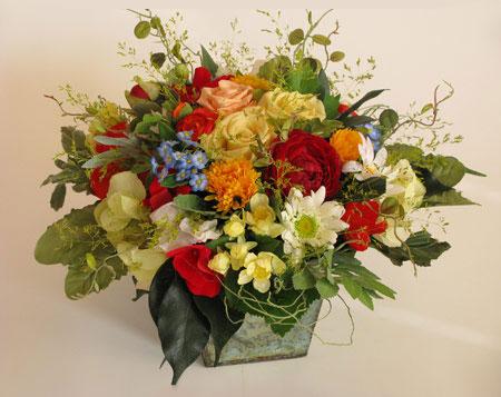 نگهداری گلهای مصنوعی